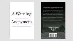A Warning by Anonymus
