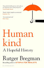 Bookcover Humankind - A Hopeful History